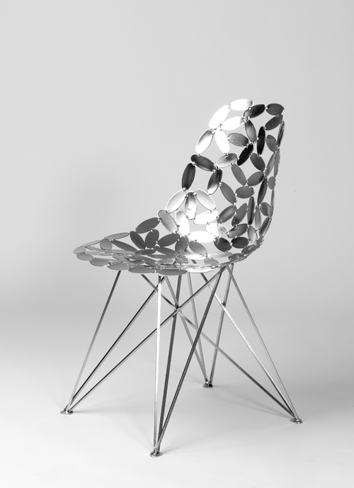 FLOWERS chip chair